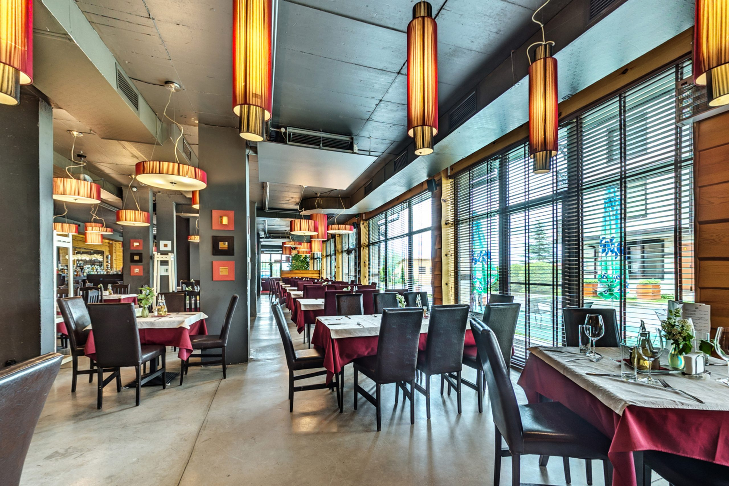 Restaurant Hotel 3 Mountains