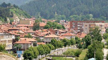 The village of Eleshnitsa
