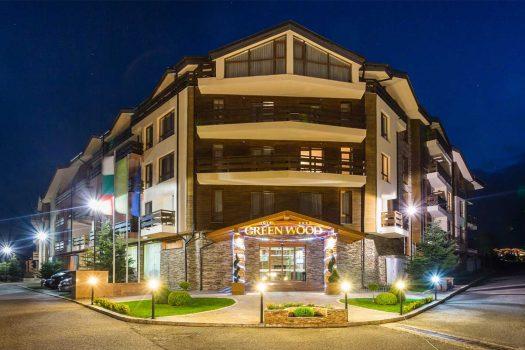 Green Wood Hotel&SPA