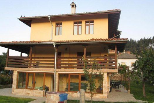 Къща за гости Жабокрек