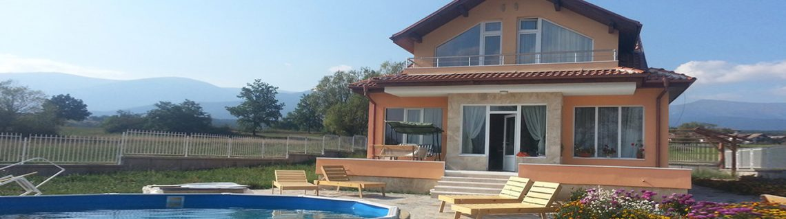 Къща за гости Маноли