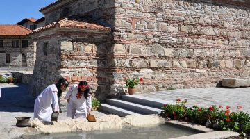 Roman bath – the village of Banya