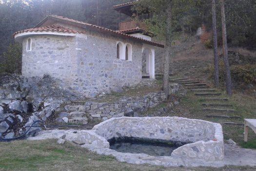 Минерални бани Св. Варвара