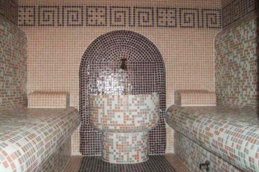 парна баня - Аквилон Резидънс & Спа