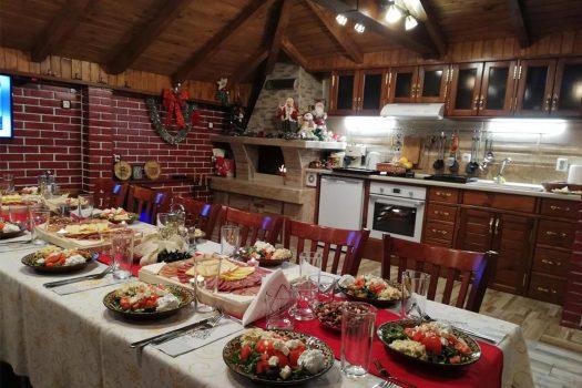 барбекю - Къща за гости Васил