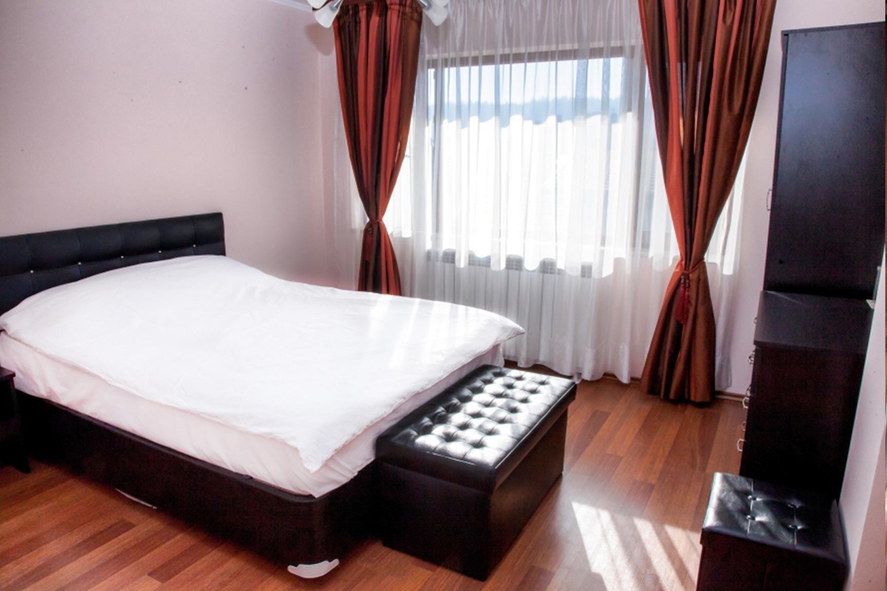 спалня - къща за гости Валевицата