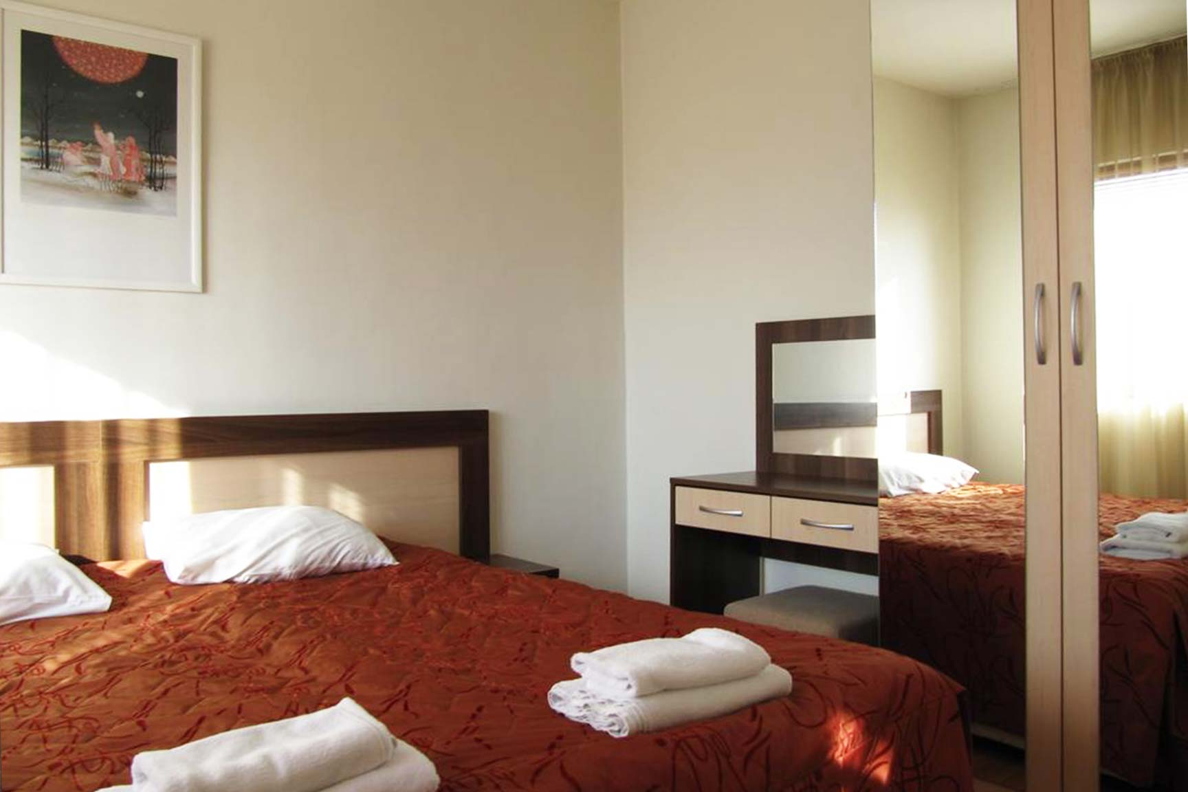 двойна стая - Аквилон Резидънс & Спа