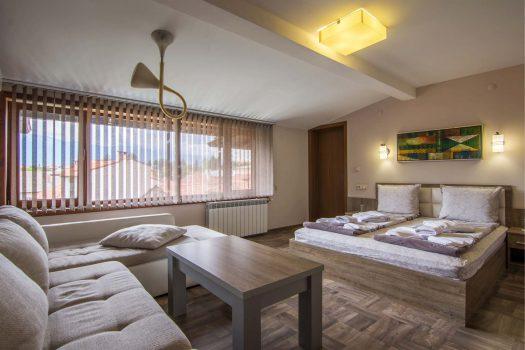 двойна стая - хотел Минерал 56