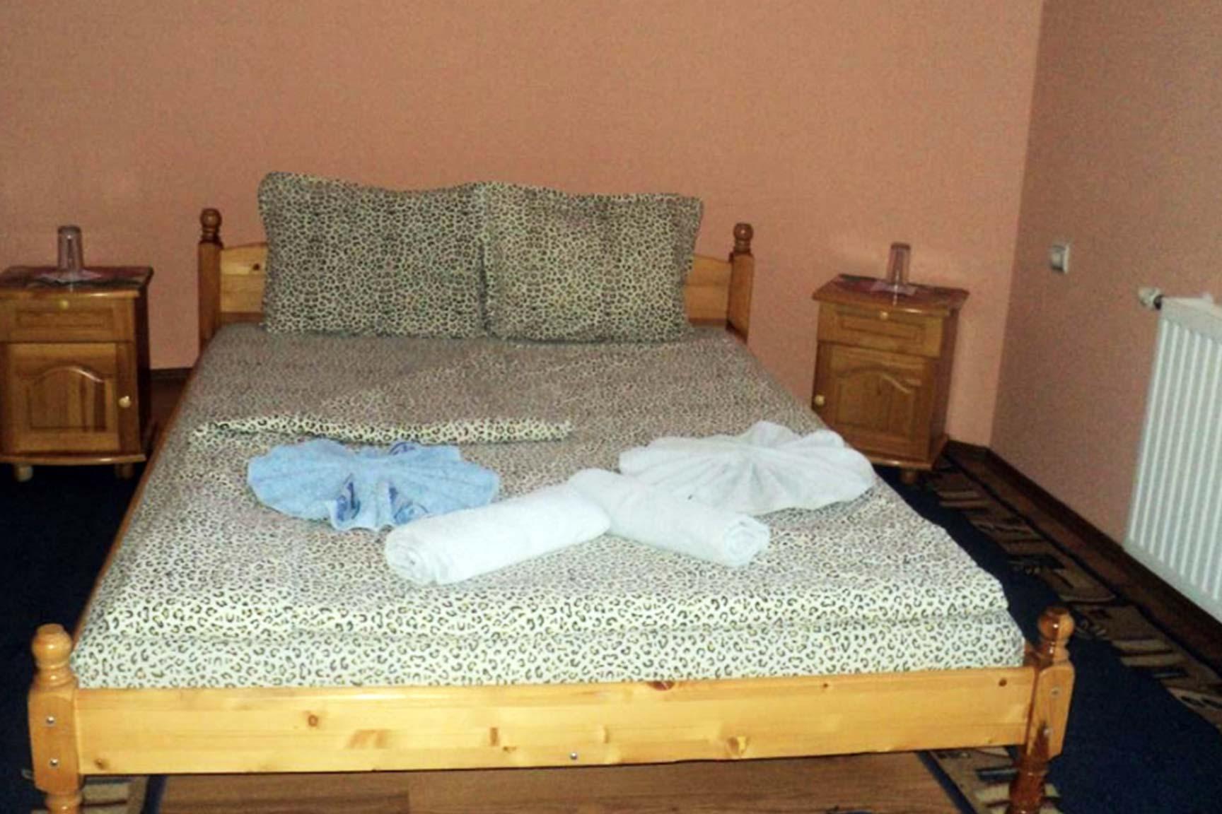 двойна стая - хотел Матерхорн