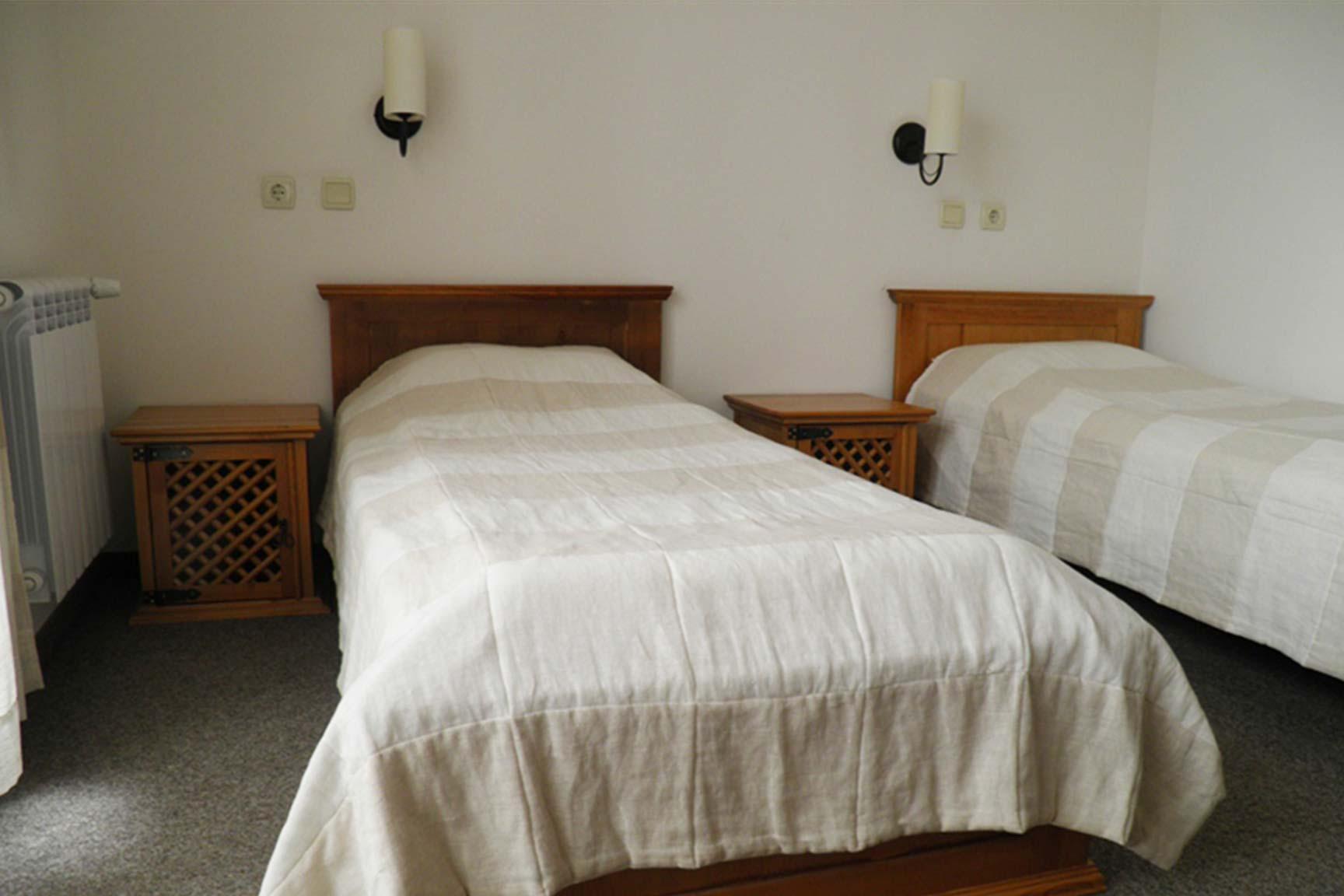 двойна стая - хотел Припеците