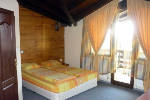 двойна стая - хотел Добърско