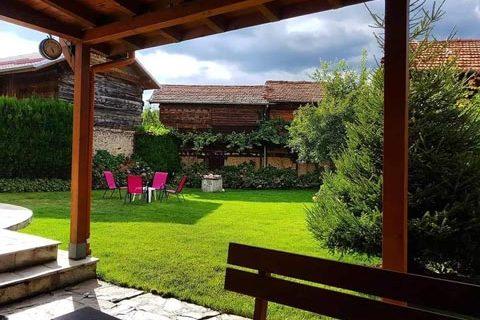 градина Вила Левенти