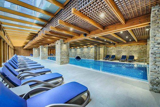 закрит басейн хотел Катарино