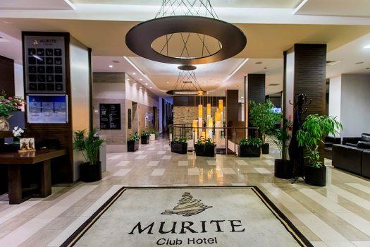 лоби бар - хотел Мурите