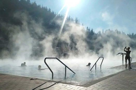 външен басейн - Хот Спрингс Медикъл и СПА