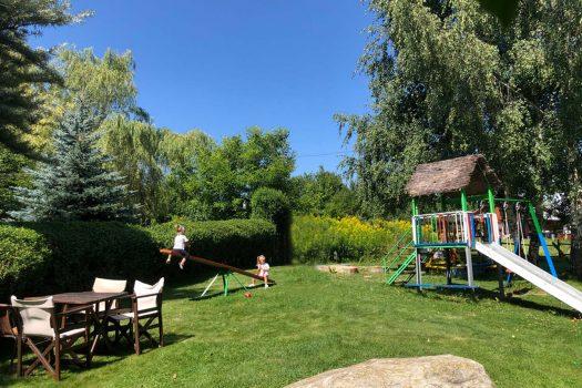площадка за деца - Био хотел Моравско село