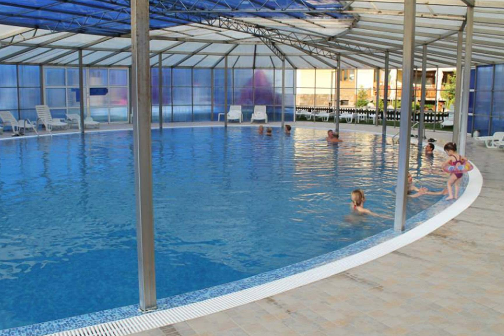"""басейн - Термо Спа Хотел """"Римска Баня"""""""