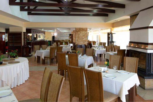 ресторант - Аспа Вила