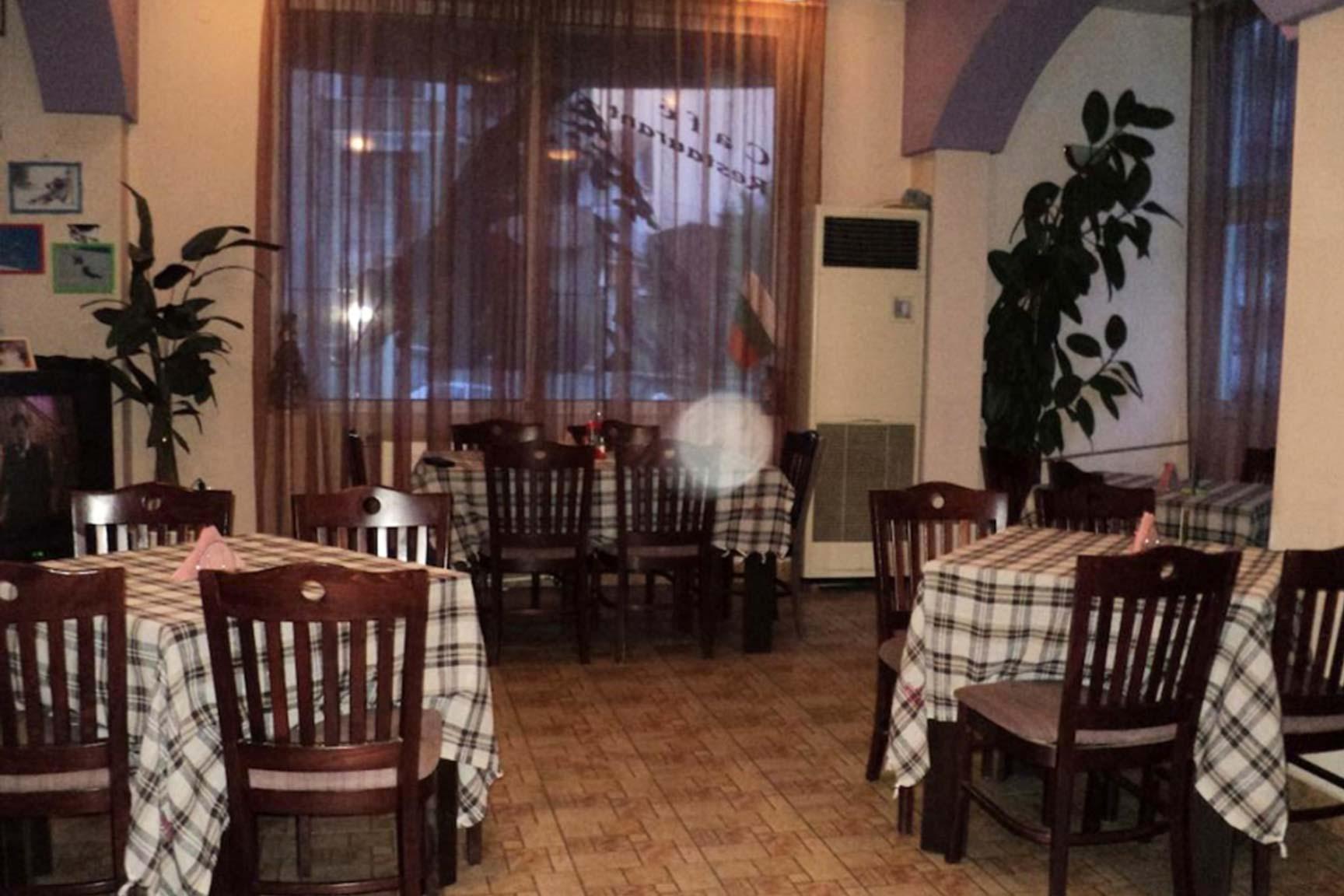 ресторант - хотел Матерхорн