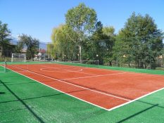 Спортна площадка в Баня