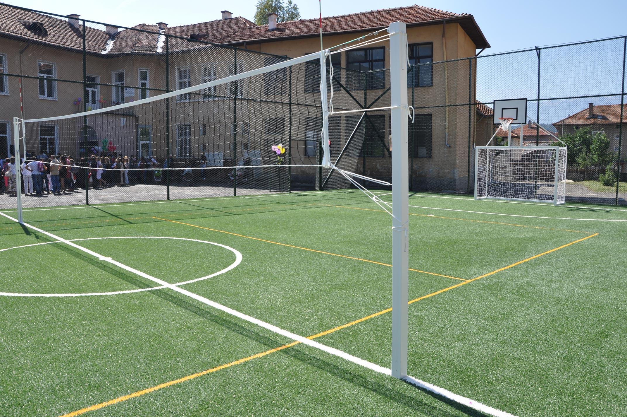 Спортна площадка в Елешница