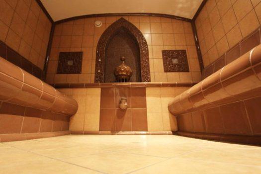 парна баня - Семеен хотел К2