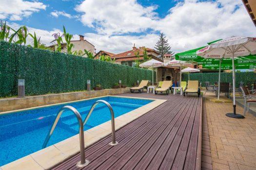 басейн - хотел Минерал 56