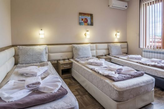 тройна стая - хотел Минерал 56